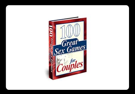 100 Great Sex Games For Couples By Michael Webb: Ebook Review.