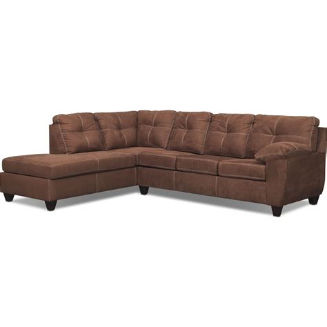 100 Inch Sofa With Chaise  Baci Living Room.