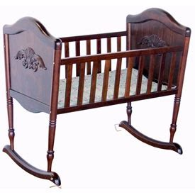 100 Free Baby Bed Woodworking Plans
