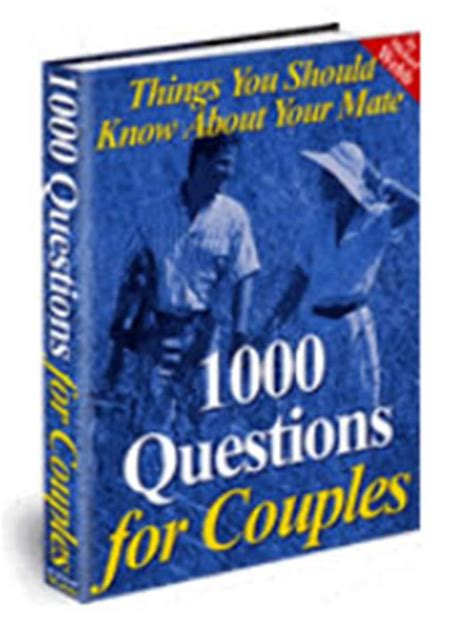 1000 Questions For Couples By 1000 Questions For - Gravatar.