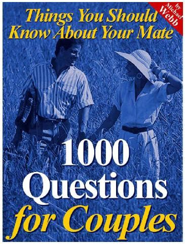 @ 1000 Questions For Couples By Michael Webb Pdf - 2shared.