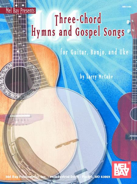 [pdf] 101 Three Chord Songs For Hymns  Gospel For Guitar Banjo .
