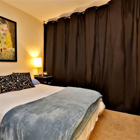 108 x 180 Muslin Single Panel Room Divider