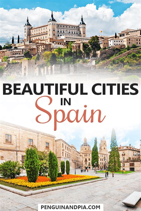 11 Beautiful Cities In Spain You Should Definitely Check Out.