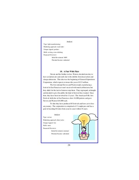 [pdf] 110 Business Ideas.