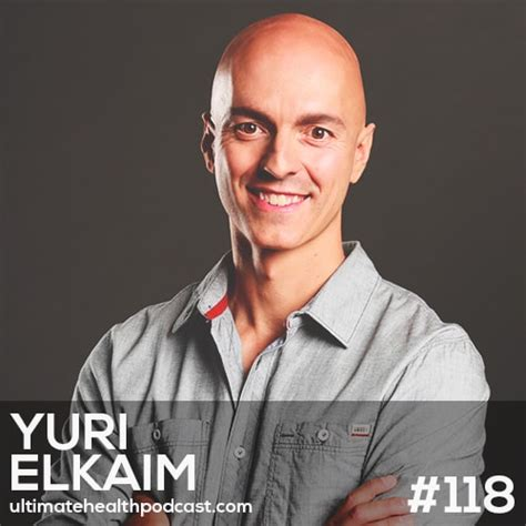 118: Yuri Elkaim - The All-Day Energy Diet • Sugar, Gluten.