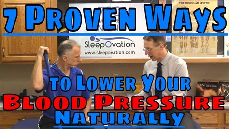 [click]12 Proven Ways To Lower Your Blood Pressure Naturally.