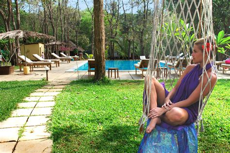 @ 12 Rejuvenating Goa Yoga Retreats And Wellness Resorts.