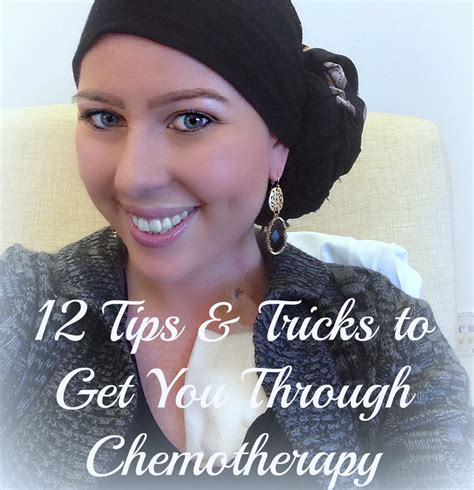 [click]12 Tips  Tricks For Chemotherapy - My Cancer Chic.