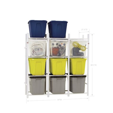 12 Tote Compact Model Storage System