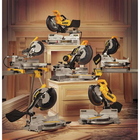 12 Dewalt Compound Miter Saw