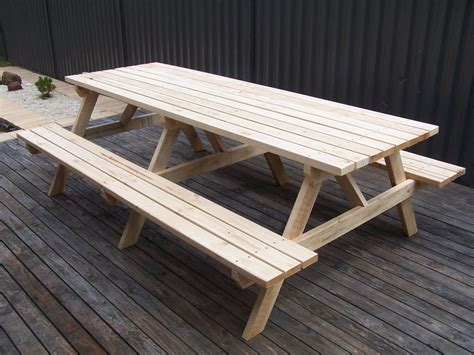 12 Ft Long Picnic Table