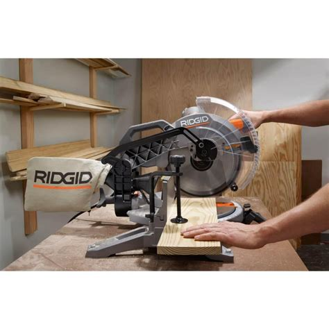 12 In Dual Bevel Miter Saw