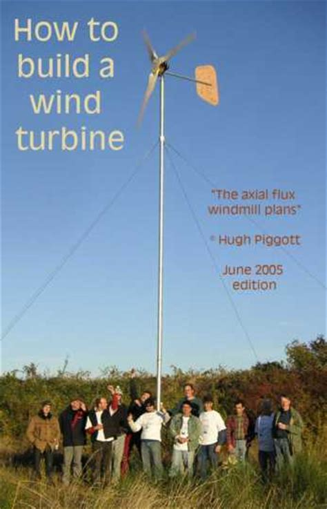 12 Volt Wind Turbine Plans DIY