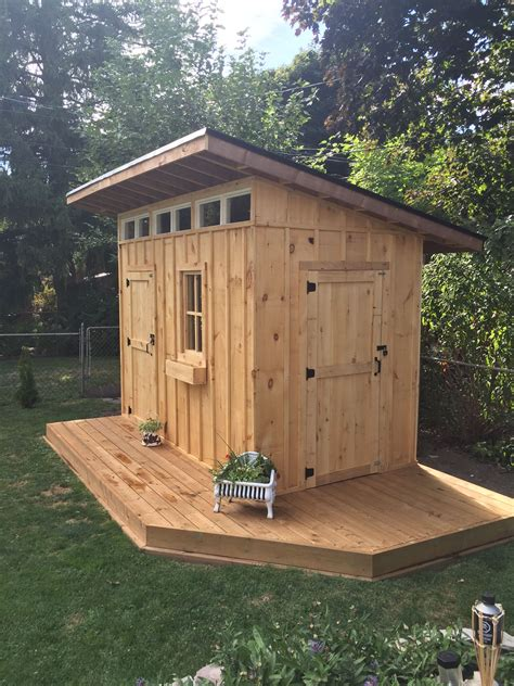 12 X 6 Shed