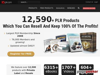 [click]12590 Plr Products Join Free Plr Membership  Download .
