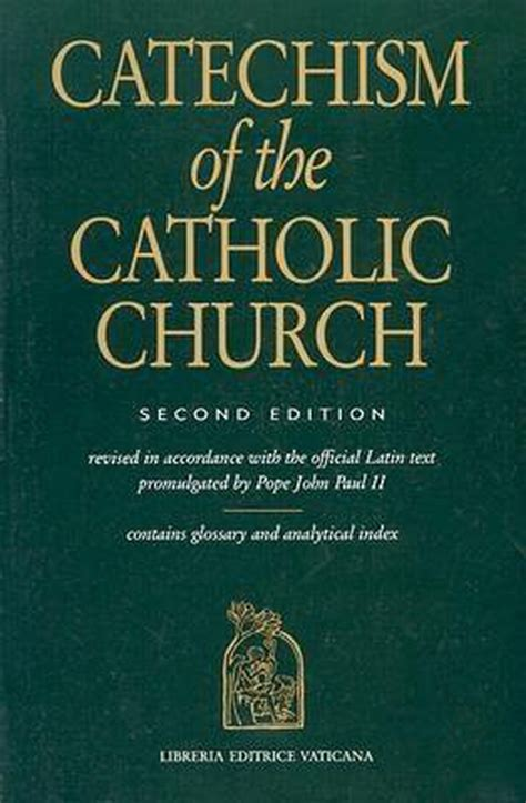 1261 Catechism Of The Catholic Church Part 2 Section 2