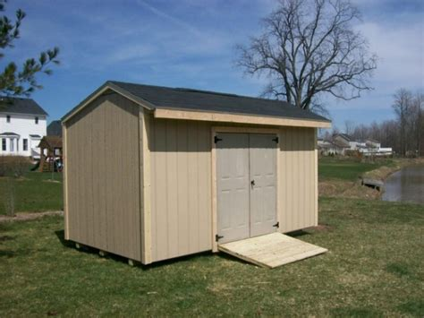 12x8 Shed Plans