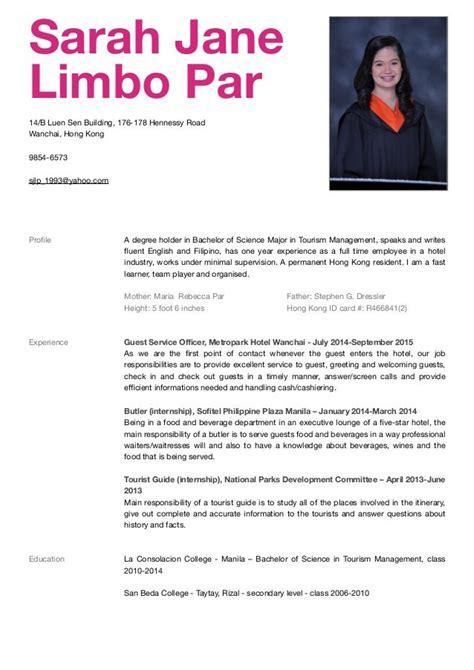 resume writing help
