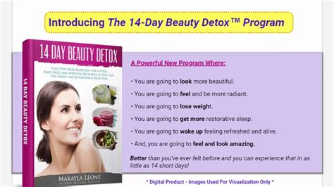 @ 14 Day Beauty Detox Reviews - Melt Unwanted Fat - Look 10 Years Younger.