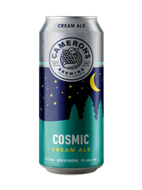 1411 Camerons Cosmic Cream Ale The Beer Store