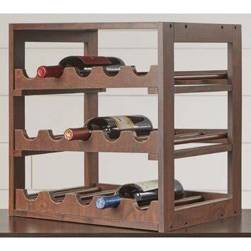 15 Bottle Tabletop Wine Rac by