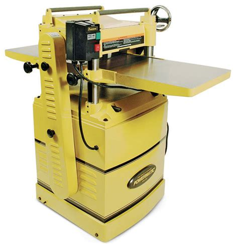 15 Powermatic Planer