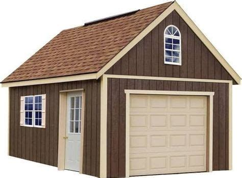 15 X 20 Shed