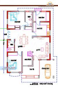 1500 Sq Feet House Plans with Photos in India