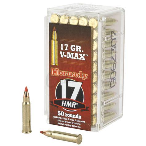Ammunition 15g 17 Cal Ammunition.