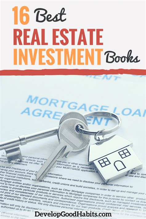 @ 16 Best Real Estate Investment Books Using Property To .