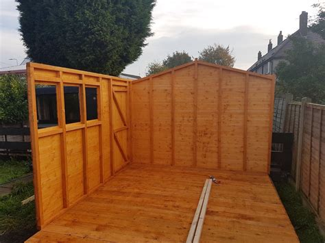 16x10 Shed