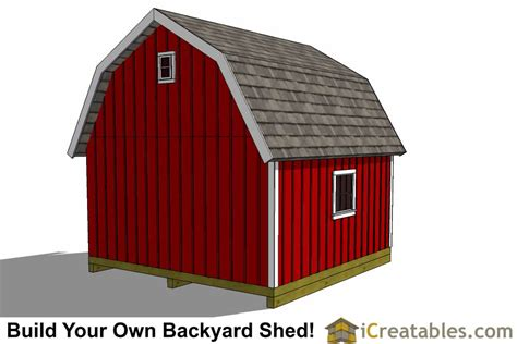 16x16 Shed Plans Free