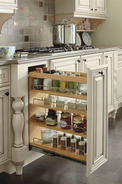 18 Best Pull Out Kitchen Cabinet Images  Kitchen Storage .