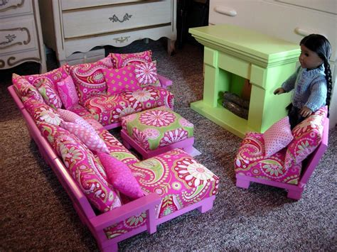 18 Inch Doll Furniture Plans