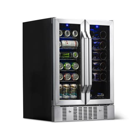 18 Bottle Dual Zone Convertible Wine Cooler
