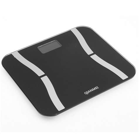 180kg Bluetooth 4.0 Led Digital Smart Weight Scale Body Fat Bone.