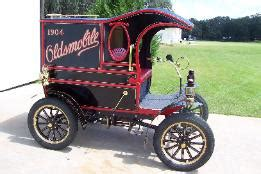 1902 Oldsmobile Full Size Plans Magazine