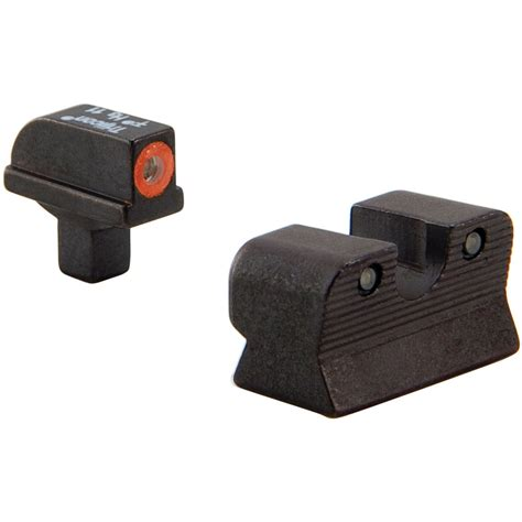 1911 Trijicon Night Sights .