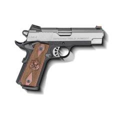 1911-A1 Emp Champion Lw 4in 9mm Stainless 10 1rd.