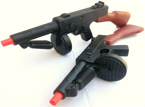 Gunkeyword 1920 Tommy Gun Toy.