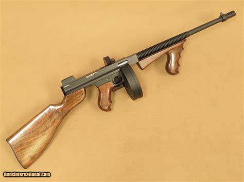 Tommy-Gun 1922 Semi Automatic .22 Caliber Tommy Gun.