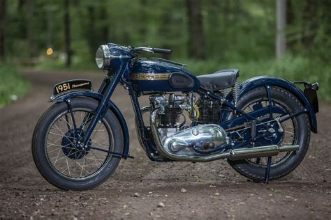 1951 Triumph Owners Club Nederland