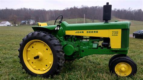 Galerry John Deere 730 Poppy