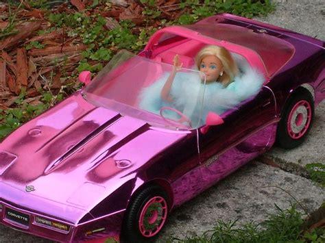 1980s Barbie Vehicle