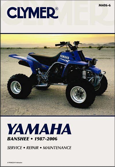 [pdf] 1987 Yamaha Banshee Atv Service Repair Maintenance