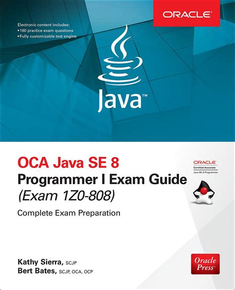 [pdf] 1z0 808 Practice Test And Exam Guide On Oracle Java Se 8.