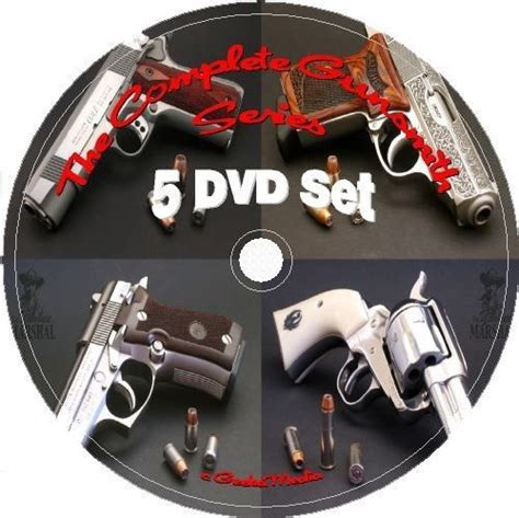 2 100 Firearm Manuals On One Dvd Disk - Survival Ebooks.