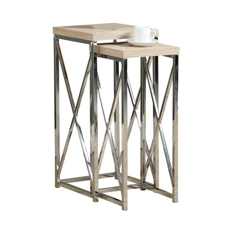 2 Piece Nesting Plant Stand Set