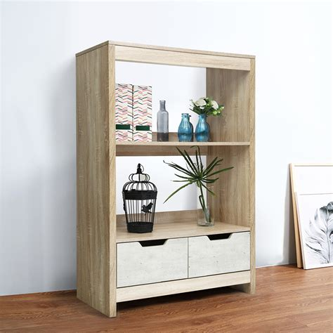 2 Shelf Standard Bookcase